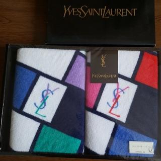 イヴサンローランボーテ(Yves Saint Laurent Beaute)のイブサンローラン タオル(タオル/バス用品)