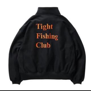タイトブース tightbooth chaos fishing club(スウェット)