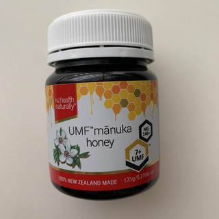 生活の木 - 生活の木 マヌカハニーUMF7+  125g