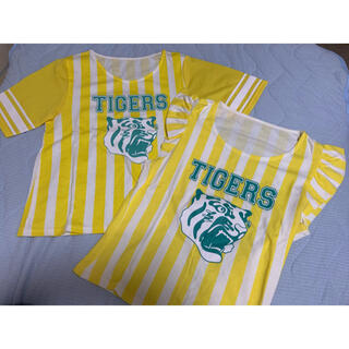 阪神タイガース - 阪神タイガース トラコ Tシャツ ユニフォーム