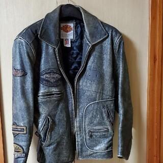 ハーレーダビッドソン(Harley Davidson)のハーレー 革ジャン ジャケット(ライダースジャケット)