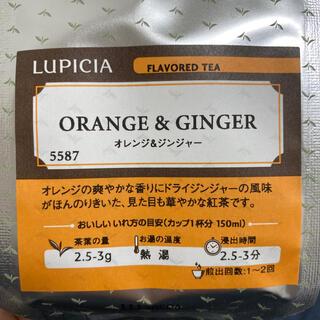 ルピシア(LUPICIA)のLUPICIA オレンジ&ジンジャー(茶)