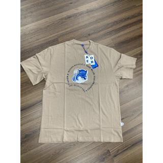 メゾンキツネ(MAISON KITSUNE')のAdererror アーダーエラー  メゾンキツネ  Tシャツ 半袖(Tシャツ/カットソー(半袖/袖なし))