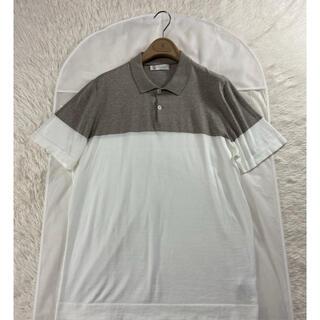ブルネロクチネリ(BRUNELLO CUCINELLI)のブルネロクチネリ メンズ ポロシャツ(ポロシャツ)