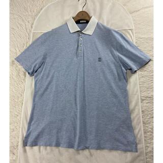 ブルネロクチネリ(BRUNELLO CUCINELLI)のブルネロクチネリポロシャツ メンズ(ポロシャツ)