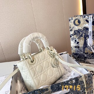 ディオール(Dior)のDio.r     大人気☆絶美 ハンドバッグ ショルダーバッグ(その他)