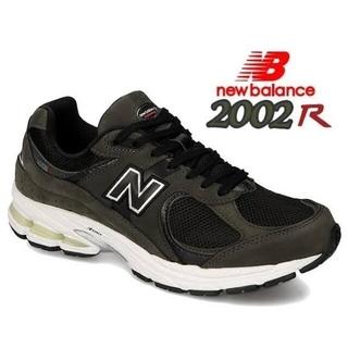 ニューバランス(New Balance)のNew Balance ML2002RB black 26.5cm(スニーカー)