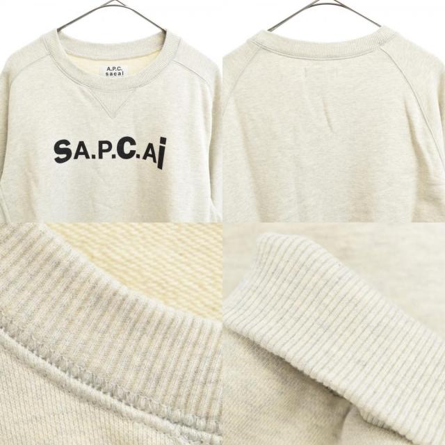 sacai(サカイ)のSacai サカイ トレーナー メンズのトップス(スウェット)の商品写真