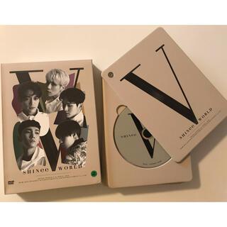 SHINee - SHINee World V DVD
