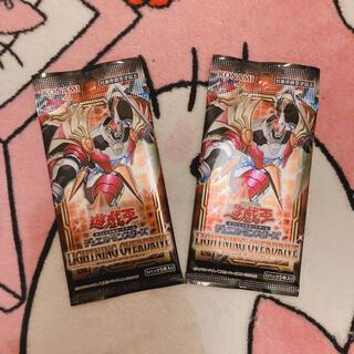 ユウギオウ(遊戯王)の遊戯王カード ライトニングオーバードライブ 2パック(Box/デッキ/パック)