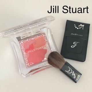 ジルスチュアート(JILLSTUART)のJILL Stuart限定チークカラー(チーク)