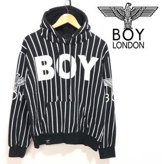 Boy London - 【希少】❤️BOY LONDON❤️パーカー 黒 ビッグシルエット 春 夏