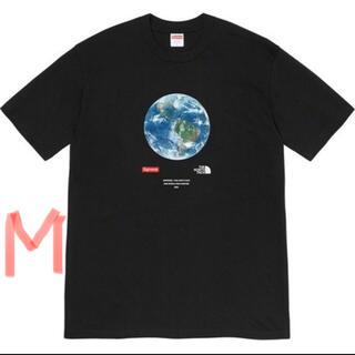 シュプリーム(Supreme)のsupreme THE NORTH FACE ワンワールド Tシャツ(Tシャツ/カットソー(半袖/袖なし))