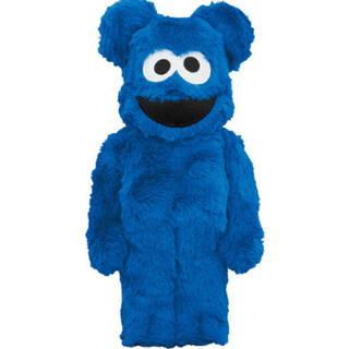 MEDICOM TOY - Be@rbrick Cookie Monster 400