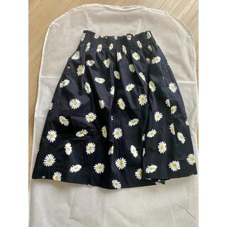 ケイトスペードニューヨーク(kate spade new york)の花柄スカート♡ケイトスペード(ひざ丈スカート)
