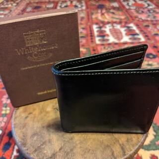 ホワイトハウスコックス(WHITEHOUSE COX)の二つ折り財布 ホワイトハウスコックス White House cox(折り財布)