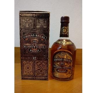 CHIVAS REGAL シーバスリーガル 12年 古酒(ウイスキー)