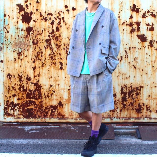 Jieda(ジエダ)のjiedaセットアップ メンズのスーツ(セットアップ)の商品写真