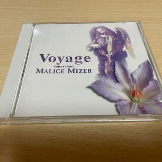 MALICE MIZER/Voyage(ポップス/ロック(邦楽))