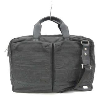 ダンヒル(Dunhill)のダンヒル ビジネスバッグ ブリーフケース ハンドバッグ ショルダーバッグ 黒(その他)