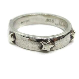 ローリーロドキン(Loree Rodkin)のローリーロドキン 指輪 リング 925 スター 15号 シルバー色(リング(指輪))