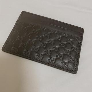 Gucci - GUCCI☆名刺、カード入れ