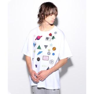 ファセッタズム(FACETASM)のFACETASM PATCH BIG TEE(Tシャツ/カットソー(半袖/袖なし))