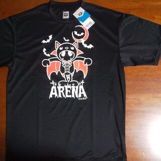 アリーナ(arena)のアリーナTシャツL(Tシャツ/カットソー(半袖/袖なし))