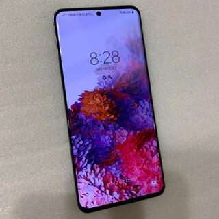 SAMSUNG - Galaxy S20 5G 128GB  SIMフリー  美品