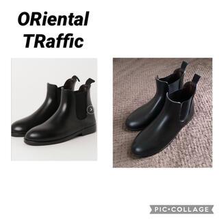 オリエンタルトラフィック(ORiental TRaffic)の土日限定ORiental TRaffic オリエンタルトラフィック レインブーツ(レインブーツ/長靴)