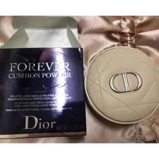 Dior - ディオールスキン フォーエヴァー クッション パウダー ラベンダー