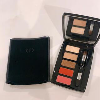 ディオール(Dior)のDior ミニメイクアップパレット(コフレ/メイクアップセット)