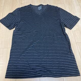 シーケーカルバンクライン(ck Calvin Klein)のカルバンクライン CK calvinklein  VネックTシャツ(Tシャツ/カットソー(半袖/袖なし))