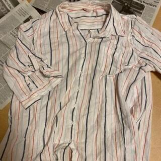 オーストラリア購入した大きめシャツ(シャツ/ブラウス(長袖/七分))