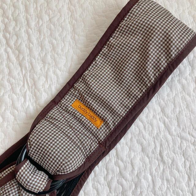 tonga(トンガ)の簡易スリング 簡易抱っこ紐 キッズ/ベビー/マタニティの外出/移動用品(スリング)の商品写真