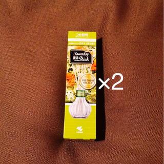 コバヤシセイヤク(小林製薬)のサワデー 香るスティック イングリッシュガーデン 詰替(日用品/生活雑貨)