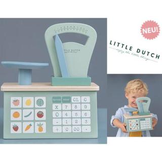 ボンポワン(Bonpoint)のリトルダッチ 木製キッチンスケール おままごと little Dutch(知育玩具)