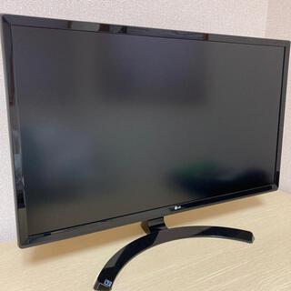 エルジーエレクトロニクス(LG Electronics)のLG モニター ディスプレイ 27UD58-B 27インチ 4K(テレビ)