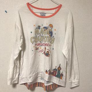 rough - ラフ ロング Tシャツ