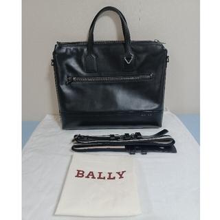 バリー(Bally)の☆超美品☆BALLY TAMMI BUSINESS BAG (BLACk)(ビジネスバッグ)