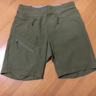マムート(Mammut)のMAMMUT Serting Shorts AF Men Olive 46(ショートパンツ)