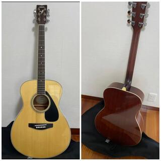 ヤマハ(ヤマハ)のYAMAHA アコースティックギター FS-423S+付属品(アコースティックギター)