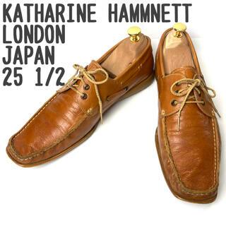 KATHARINE HAMNETT - KATHARINE HAMNETT LONDON ビジネスシューズ 日本製