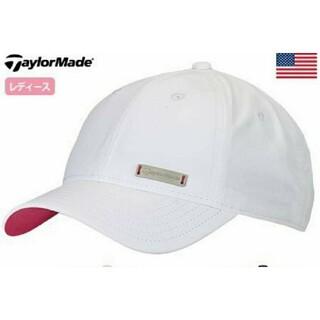 TaylorMade - ☆期間限定値下げ中☆【新品】テーラーメイド ゴルフキャップ レディース