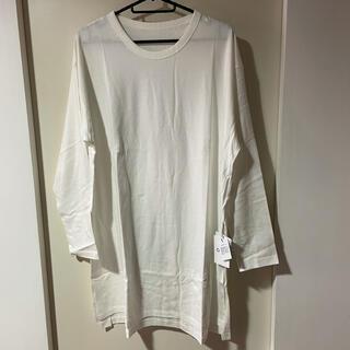 GRL - ロングシャツ スリットシャツ ロングTシャツ グレイル