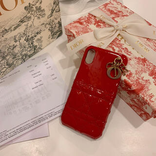クリスチャンディオール(Christian Dior)のディオール Lady Dior iphonecase (iPhoneケース)