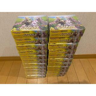 計22箱 イーブイヒーローズ 強化拡張パック シュリンク付 未開封(Box/デッキ/パック)