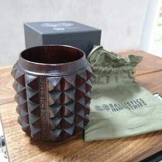 【希少品】 バリスティックス STADS CUP カップ 漆仕上げver