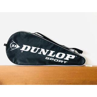 ダンロップ(DUNLOP)の【新品同様】ダンロップ/DUNLOP『テニスラケットケース』ブラック/希少(バッグ)