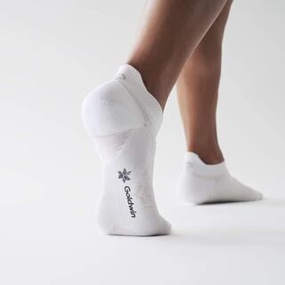 シースリーフィット(C3fit)の[シースリーフィット] 靴下 ショートソックス ユニセックス ホワイト L(ウェア)